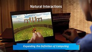 Intel IDF Day 1 Keynote Slides