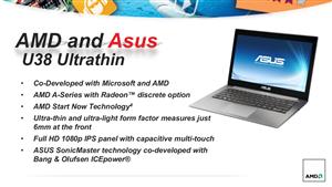 AMD CES 2013 Temash Kabini Richland