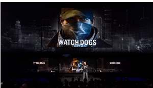 PlayStation 4 Watchdogs