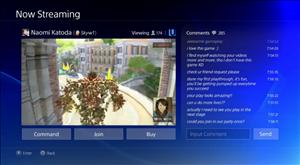 PlayStation 4 Share