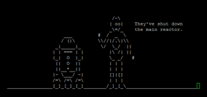 Telnet Star Wars