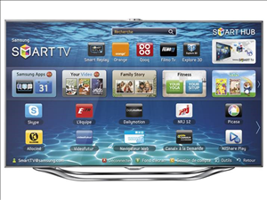 TV Orange Samrt TV Samsung