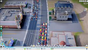 Bug intersection SimCity 2.0