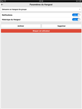 Google+ Hangouts iOS