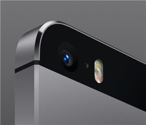 iPhone 5S capteur optique