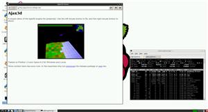 Raspberry Pi Browser