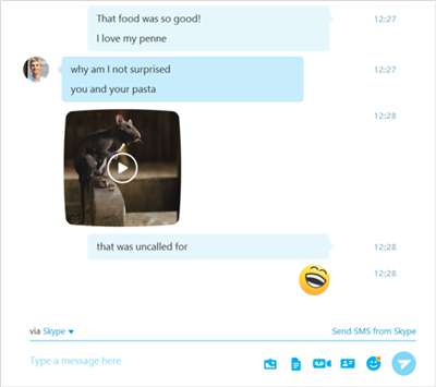 Skype 7.16 Windows