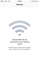 Apple Remoter Nouvelle Apple TV