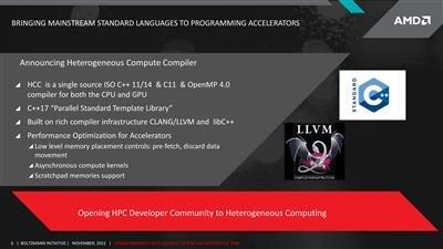 AMD Boltzmann