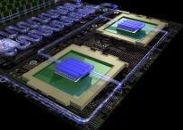 IBM watercooling serveur Hydro-cluster