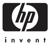 HP Hewlett-Packard Logo
