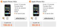 orange iphone