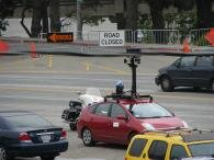 Google cars infraction