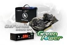 Calibre sparkle 9600GT Green Power
