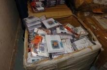 contrefaçon douane saisie roissy copies