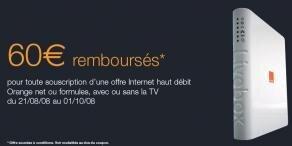 orange promotion prime internet résiliation