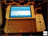 HTC Dream photo
