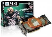 MSI GTX280 HydroGen OC SuperOC