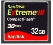 sandisk extreme compactflash