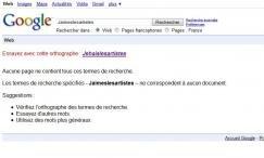 google jaimeslesartistes.fr