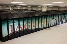 Jaguar Cray