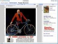 google book search magazines