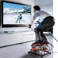 ski simulateur home simulator sport