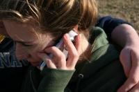 téléphone spam mobile portable