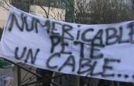 Numericable pete un cable