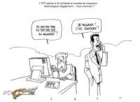 IFPI Telechargement illegal P2P 40 milliards