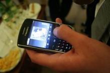 Deezer Blackberry