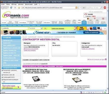 contraceptif pixmania contraception western digita