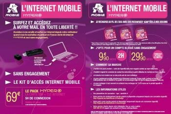 Auchan Internet Mobile juin 2009