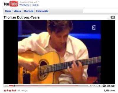 hadopi youtube vidéo musique