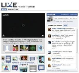 jutin tv Facebook