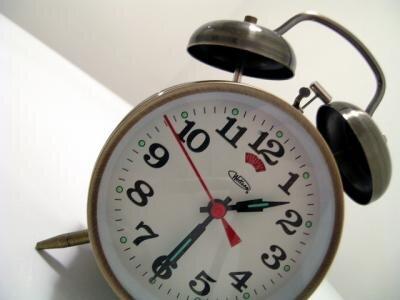 horloge montre retard heure