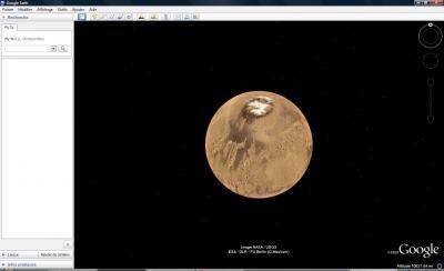 google earth mont saint michel