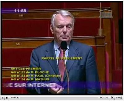 PS jean marc ayrault député