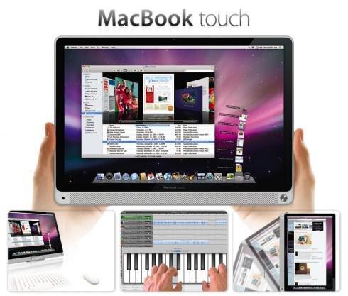 Apple Tablet Mac rumeur
