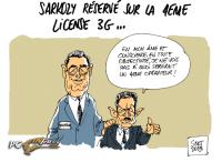 Sarkozy Reserve Licence 3g dessin