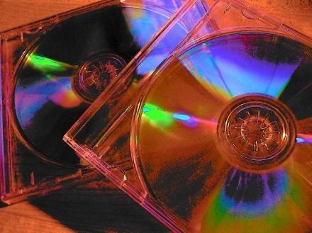 données surveillance disques CD
