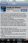 Kindle Amazon iPhone