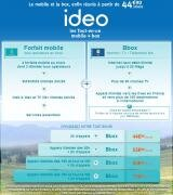 Ideo Bouygues Telecom Bbox Quadriplay