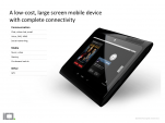 ICD Tablette Ultra Tegra Android