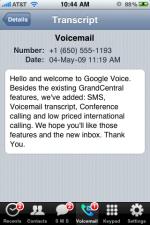 google voice central black swan