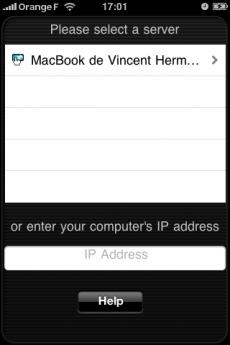 logitech iphone clavier souris