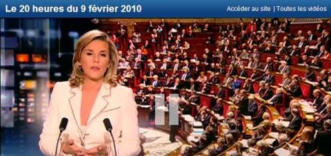 LOPPSI TF1 Assemblee Nationale