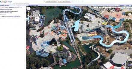 google image aérienne photo maps