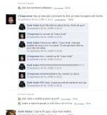 Facebook Anakin Dark Vador