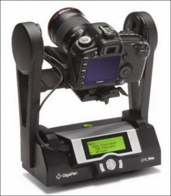 gigapan EPIC PRO 100